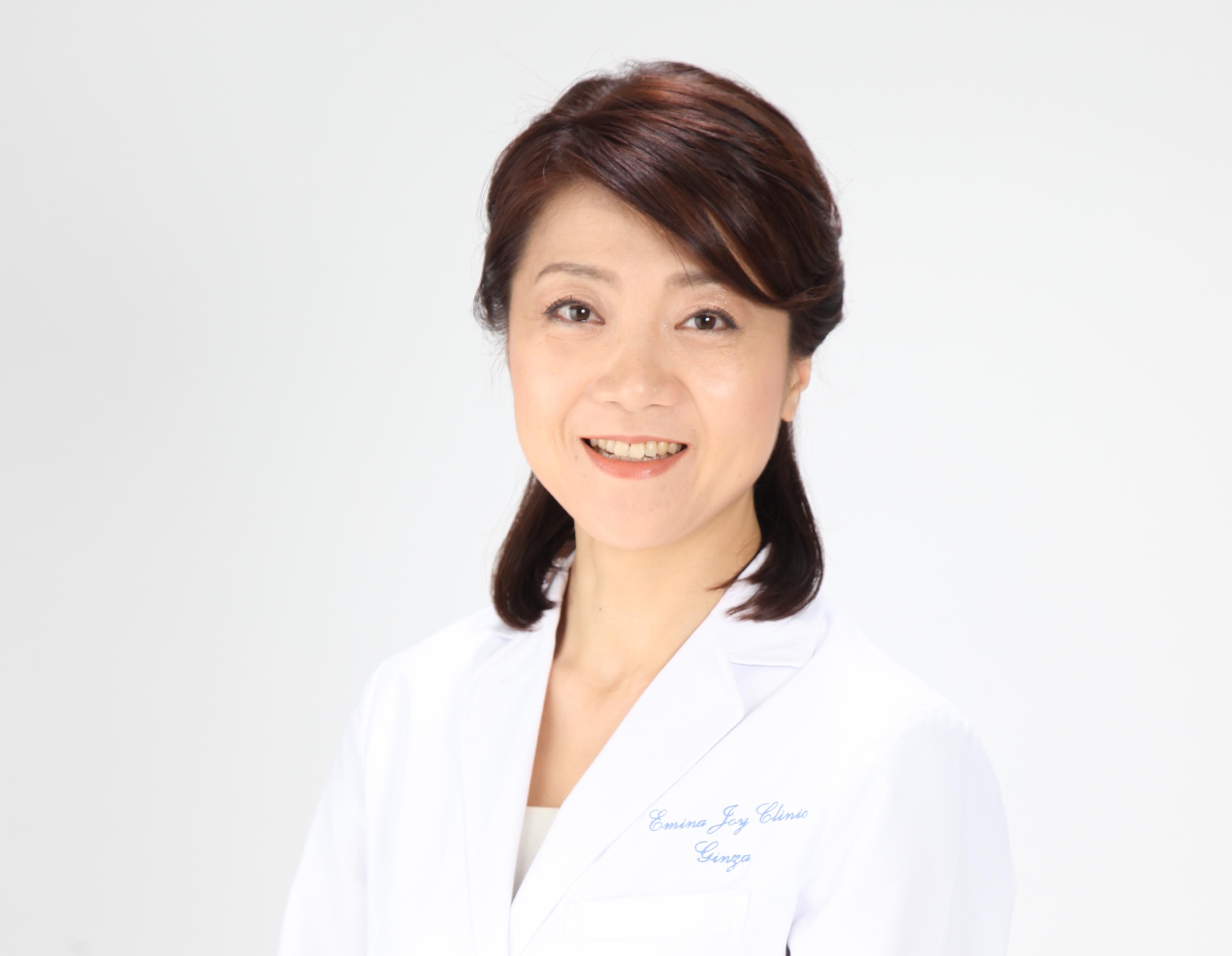エミーナジョイクリニック銀座院長、医学博士 伊東エミナ先生