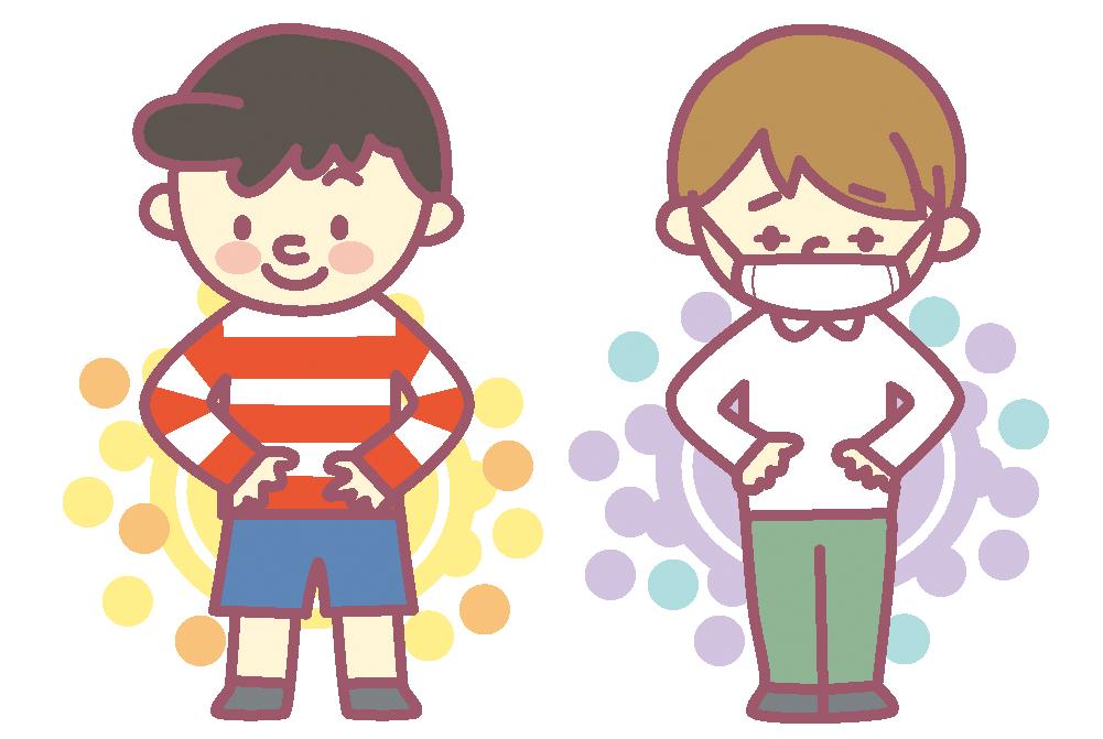 子供向けサプリイラスト02